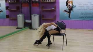 Горюнова Анна   Танец на стуле
