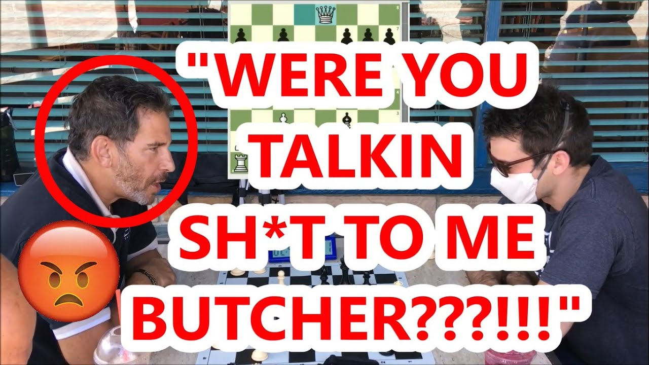 2 Trash Talking Attackers! 1 Gets Brutally Destroyed! Brooklyn Dave vs NM Butcher