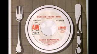 Keith Hampshire ~ Daytime, Night-Time (1973)