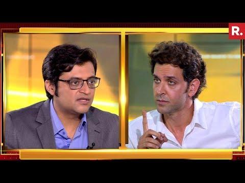 Hrithik Roshan Speaks To Arnab Goswami - Teaser 2