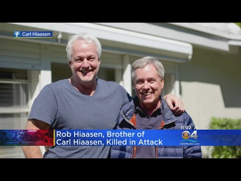 Veteran Journalist Rob Hiaasen Among Dead In Attack On Paper