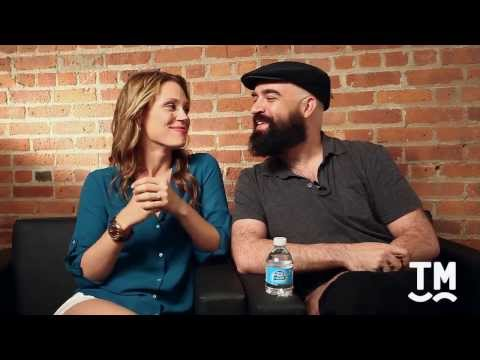 Broadway First Dates: Jessica Rush And Eric Anderson