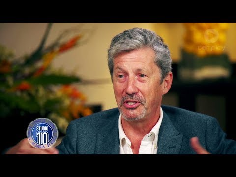 Charles Shaughnessy Shares Memories From 'The Nanny'  Studio 10