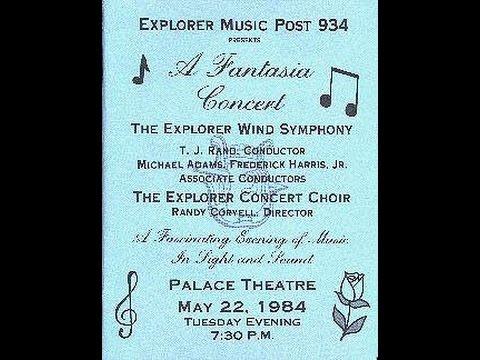 EWS - A Fantasia Concert - May 22, 1984