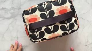 What's in my Bag - Orla Keily Planner Bag