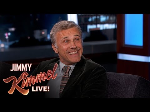 Christoph Waltz on His Friendship with Quentin Tarantino