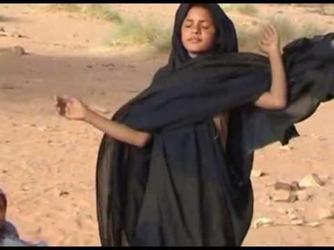 Autour du Ténéré - La danse (Mauritanie)