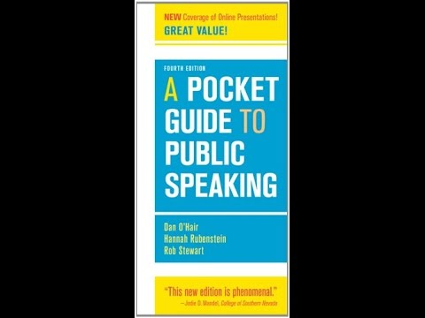 pdf a pocket guide to public speaking 4th edition download youtube rh youtube com a pocket guide to public speaking ppt a pocket guide to public speaking ebook