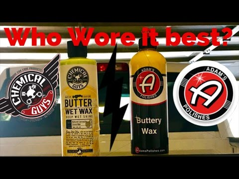 adams polishes  Adams Polishes vs. Chemical Guys Head to Head… - YouTube