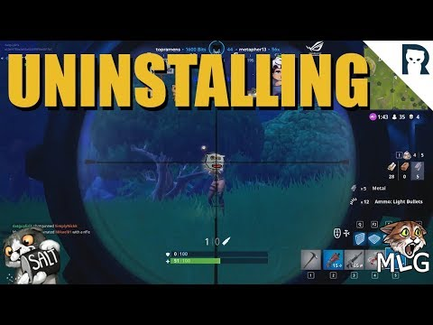 Uninstalling - Lirik Stream Highlights #59