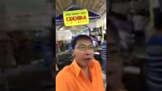 Che co mat tai le hoi banh dan Giang   Nguyễn Thành Giao