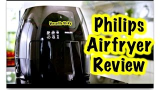Philips AirFryer Review / Philips Avance Digital Air Fryer / Philips Airfryer Demo India XL HD9240