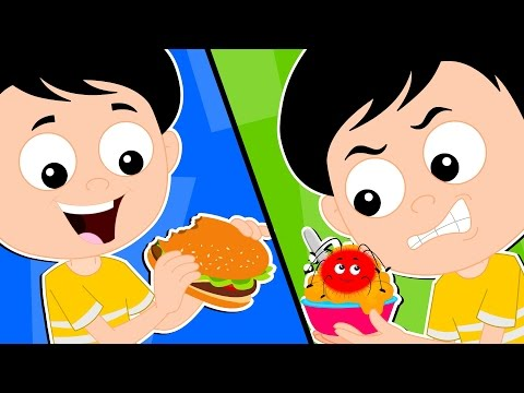 Emotions Nursery Rhymes For Kids | Feeling Song For Children And Toddler | Kids TV
