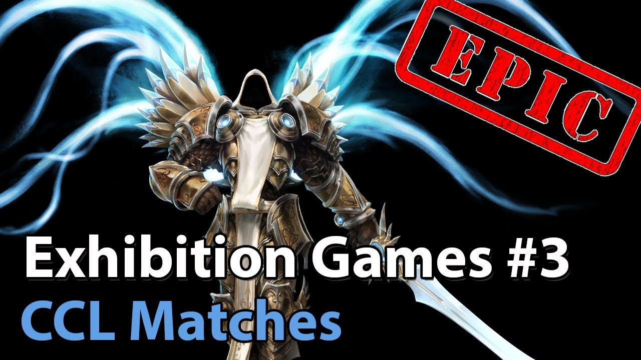 ► CCL Exhibition Matches #3 - Heroes of the Storm Esports