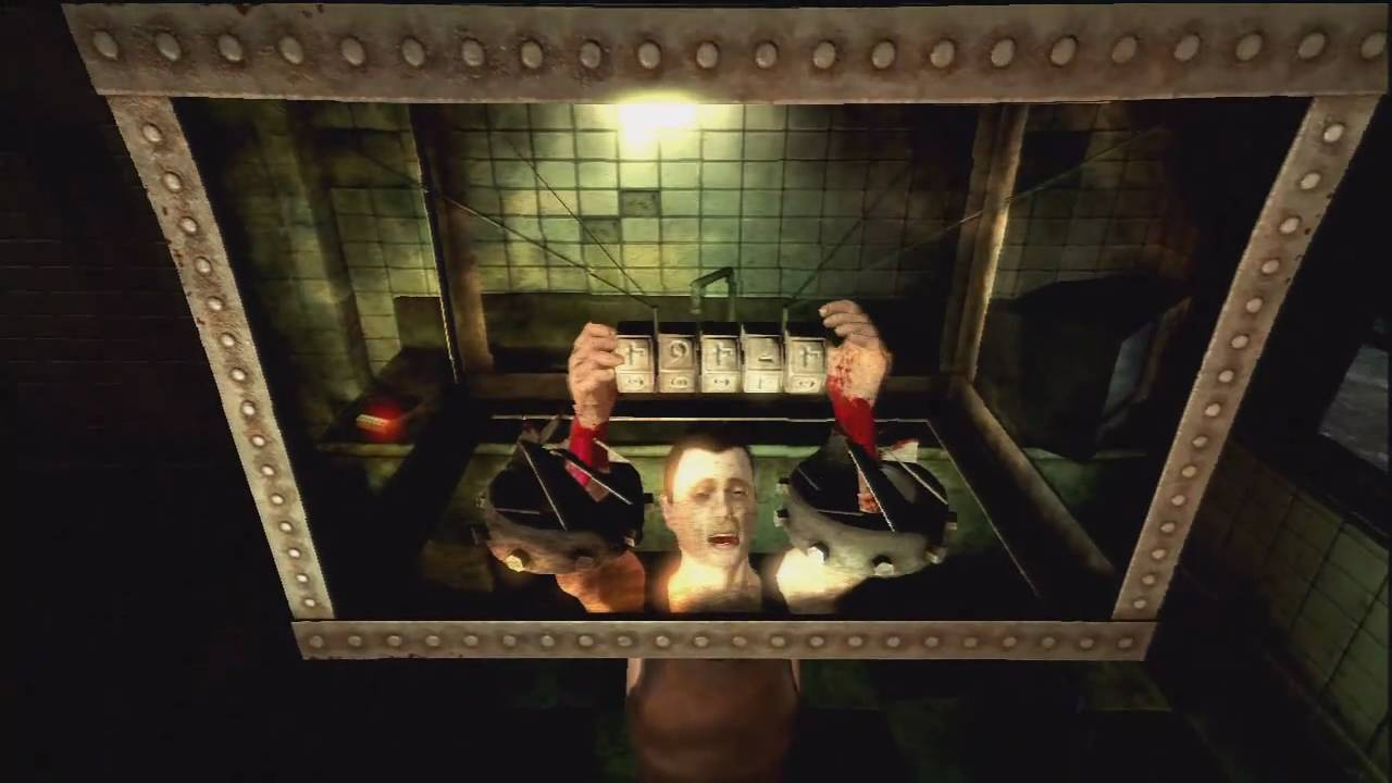 How To Escape The Bathroom Saw Ps3 let's play saw ii: flesh and blood (part 7 - helping zeke) - youtube