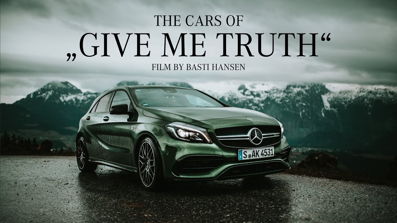 The Cars Of Give Me Truth Mercedes Benz X Basti Hansen Youtube