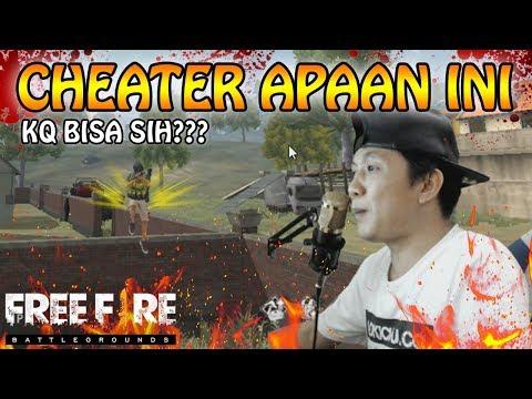 KQ BISA SIH!!? CHEATER JAMAN NOW - garena free fire