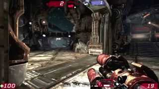 "Unreal Tournament 3 Longplay Walkthrough ""Insane"" 1080p PART 1"