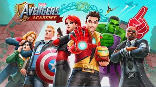 MARVEL Avengers Academy - Gameplay