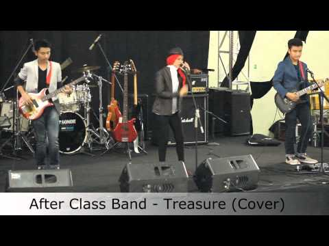After Class Band - Treasure (Cover)