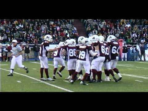 Saint Mary's Huskies Football - YouTube