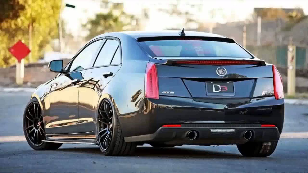 2012 d3 cadillac ats 3 6 v6 320 hp - YouTube