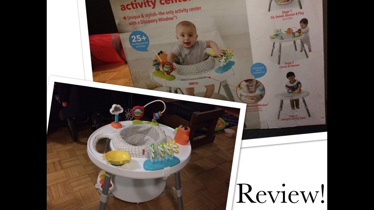 31879731056e Review  Skip Hop - Explore   More Activity Centre - YouTube