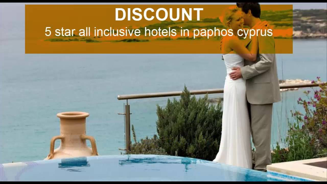 5 star all inclusive hotels in paphos cyprus discount youtube
