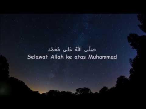 Selawat Balada Selawat Ke Atas Nabi Muhammad Saw