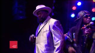George Clinton Performs With Berklee P-Funk Ensemble
