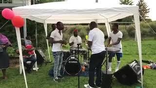 Ghana local praise wiesbaden
