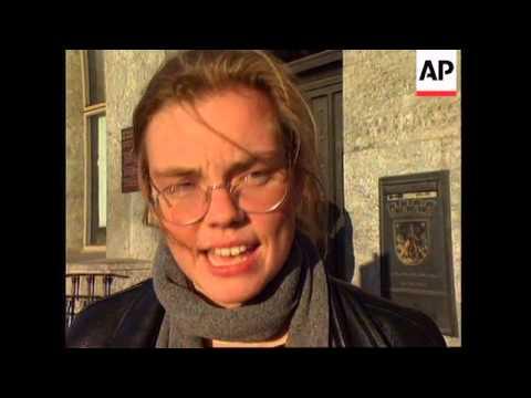 NORWAY: REFERENDUM VOTE TODAY