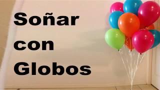 Globo Soñar con globo, globos, dirigible