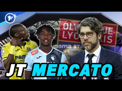 L'OL Touche Enfin Au But | Journal Du Mercato