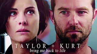 Jane/Taylor + Kurt (NBC Blindspot) | Bring me back to life (1x03)
