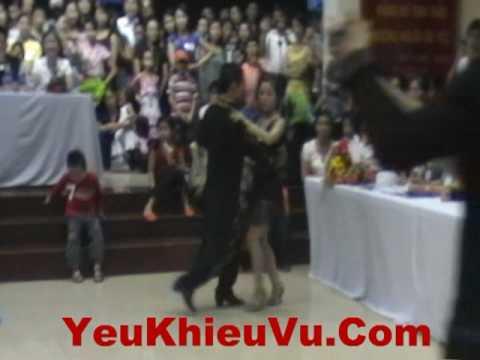 YeuKhieuVu.Com - Tango - P Hanh Chinh Giai Ba - Khieu Vu Benh Vien Da Khoa TW Thai Nguyen