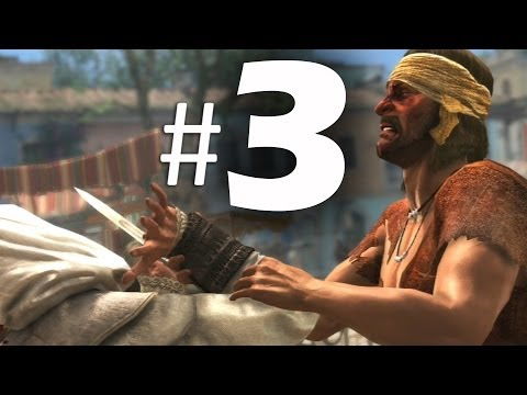 Assassin's Creed 4 Black Flag Gameplay Walkthrough Part 3 - Man They Call Sage 100% Sync