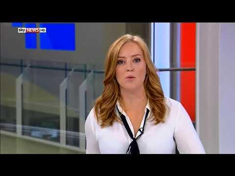 Sarah-Jane Mee in see thru blouse | 20170918