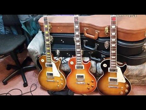 Gibson Les Paul Shootout