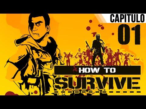 """How to Survive con ALKAPONE Ep. 1 """"Atrapado en una Isla"""""""