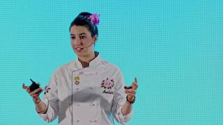 Keeping Our Culture Alive With Food And Zero-Waste Kitchens | Anahita Dhondy | TEDxBangalore