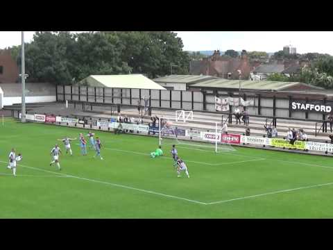 Goal Highlights | Dacres first half double v Lincoln United