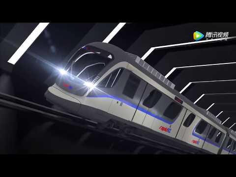 New Train for LRT-3 Project, Kuala Lumpur, Malaysia