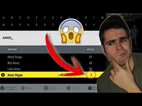 ¿!JUGADORES CON MEDIA 2!? | MISTERIOS DE FIFA 17