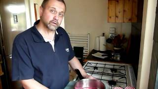 Blackcurrant Jelly Recipe | How To Make Blackcurrant Jelly