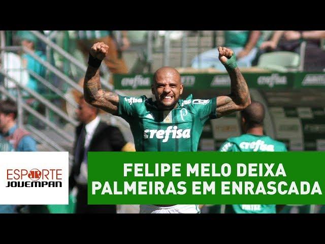 FELIPE MELO deixa Palmeiras em ENRASCADA! ENTENDA!