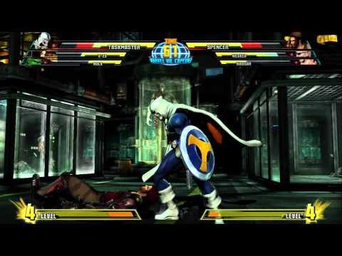 Marvel vs. Capcom 3: Taskmaster Spotlight