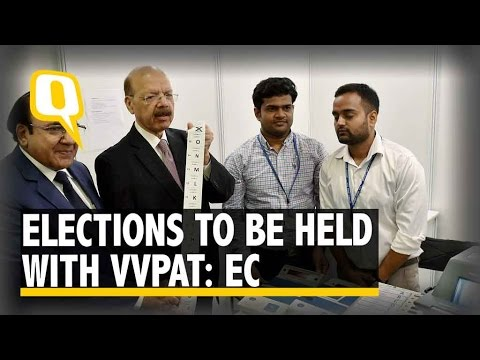 The Quint: Hack It If You Can: CEC's Open Challenge On EVM Tampering Issue