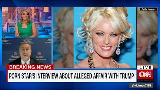 Breaking News: porn star reveals all about her affair with Donald Trump