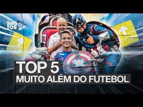 TOP 5 | MUITO ALÉM DO FUTEBOL EM 2019